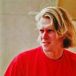 Picture of Armin in California in 1993