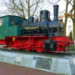 Picture of the Jan Reiners narrow gauge locomotive