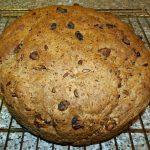Walnut and Hemp Bread (4) - The finished bread